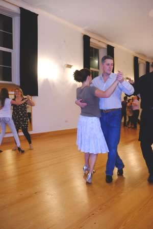 learn to dance the foxtrot at the gemini dance studios, lanner, cornwall