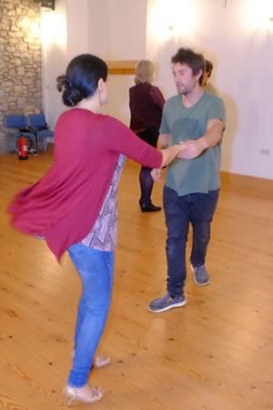 learn to dance the jive at the gemini dance studios, lanner, cornwall