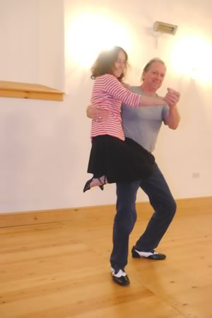 learn to dance rock n roll at the gemini dance studios, lanner, cornwall