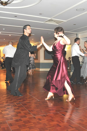 learn to dance the rumba at the gemini dance studios, lanner, cornwall