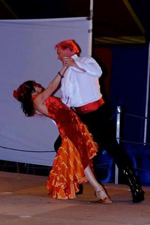 wedding dance choreography at gemini studios, lanner, redruth