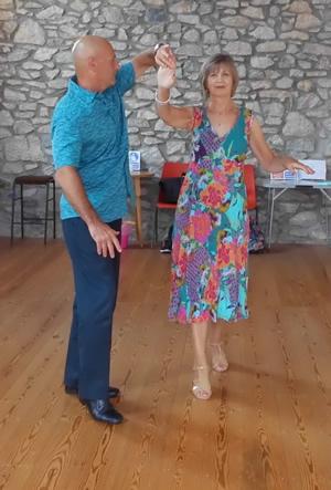 learn to dance cha cha at gemini dance studios lanner cornwall