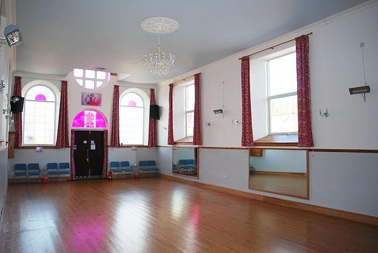 venue hire at gemini dance studios lanner cornwall